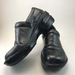 BOC shoes size 7.5M black and in great condition!